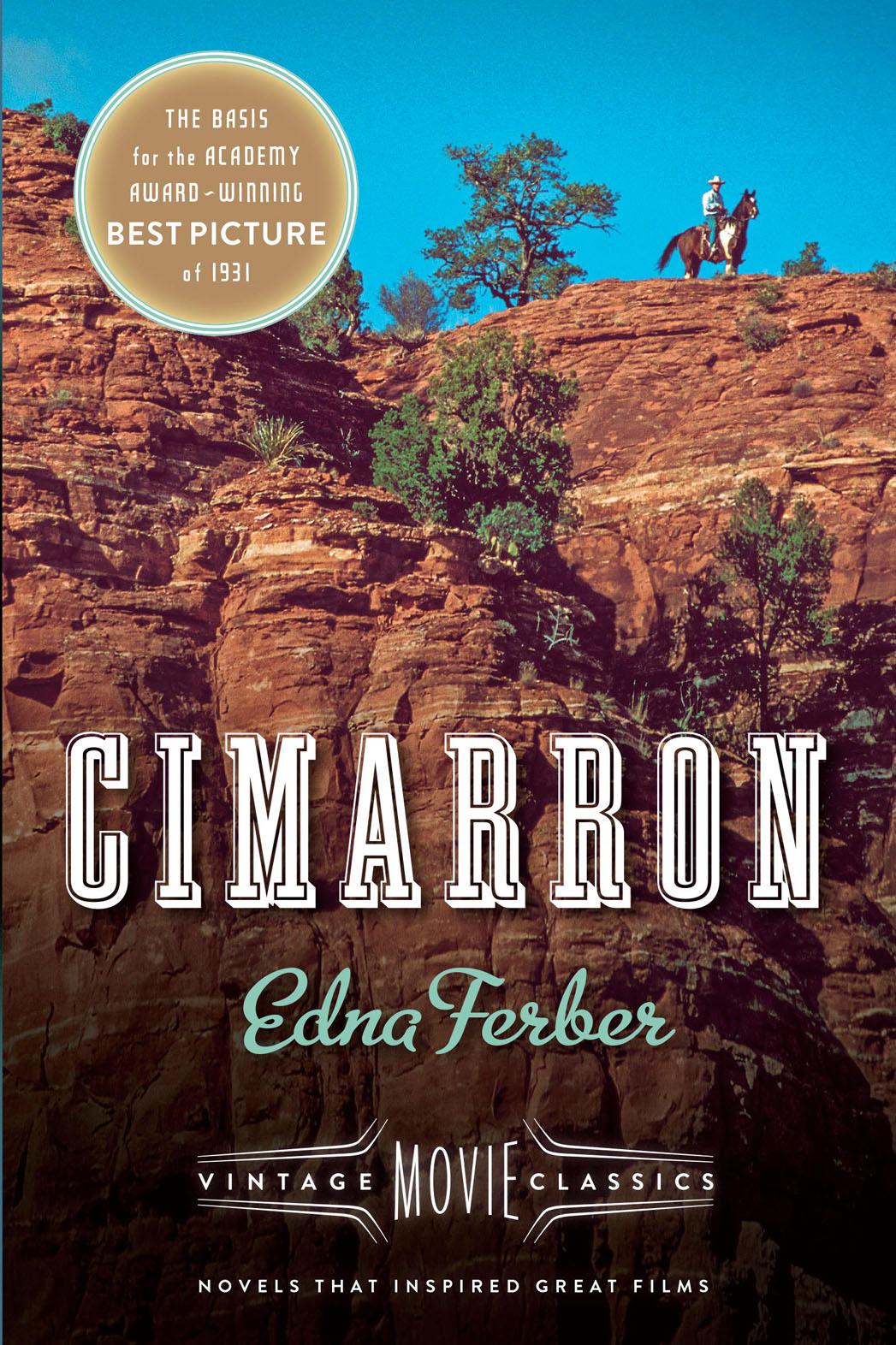 Cimarron Book Cover - P 2014