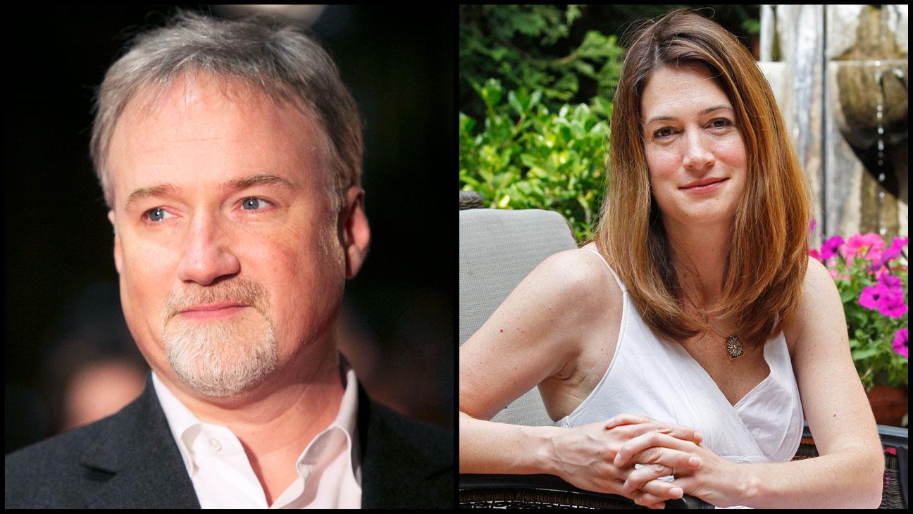David Fincher Gillian Flynn Split - H 2014