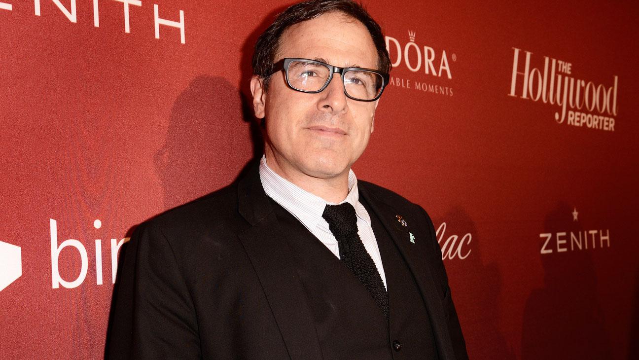 David O. Russell THR Oscar Nominees Night - H 2014
