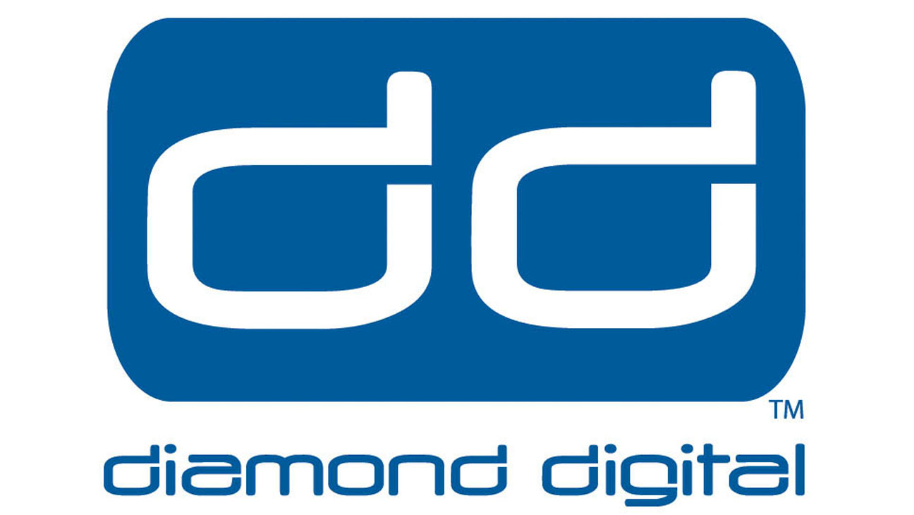 Diamond Digital Logo - H 2014