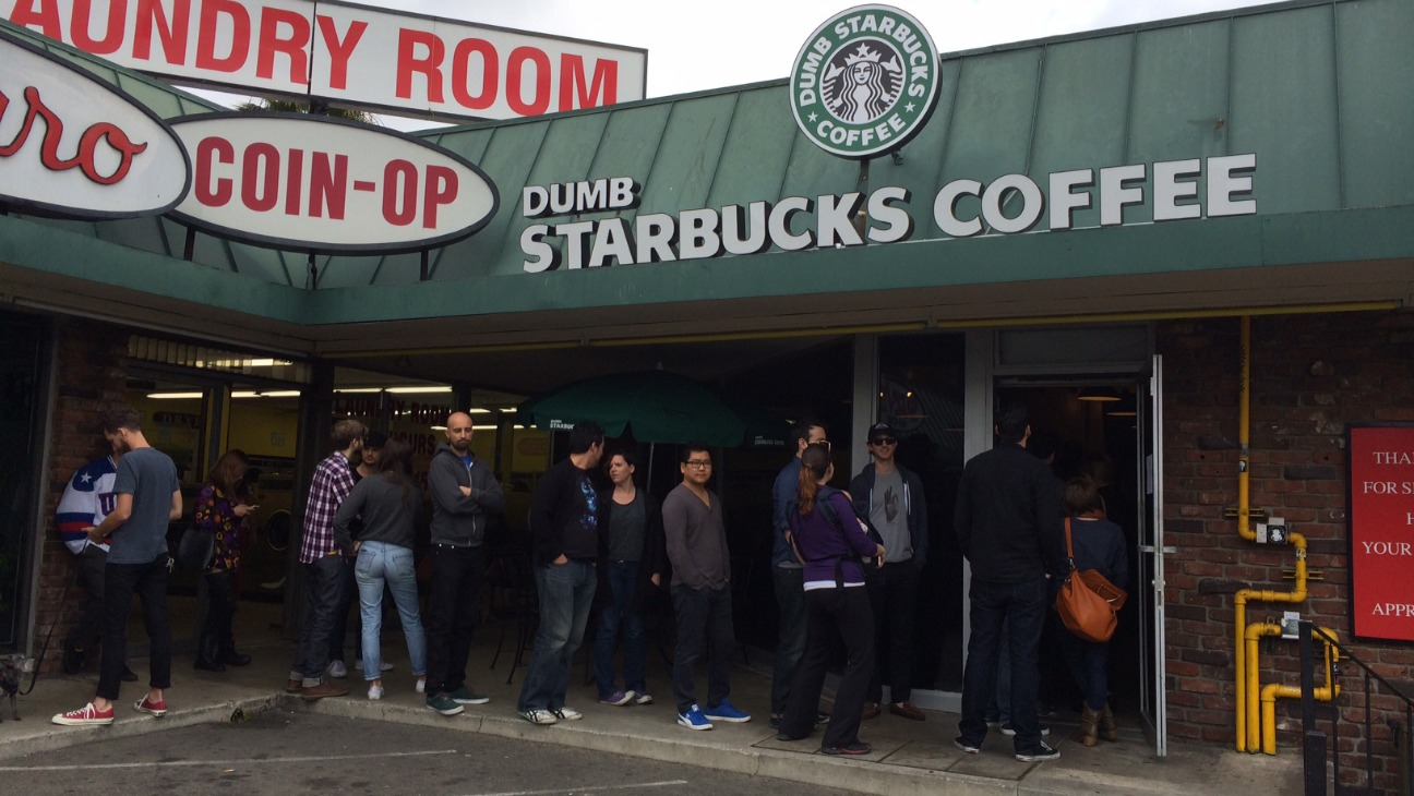 Dumb Starbucks - H - 2014