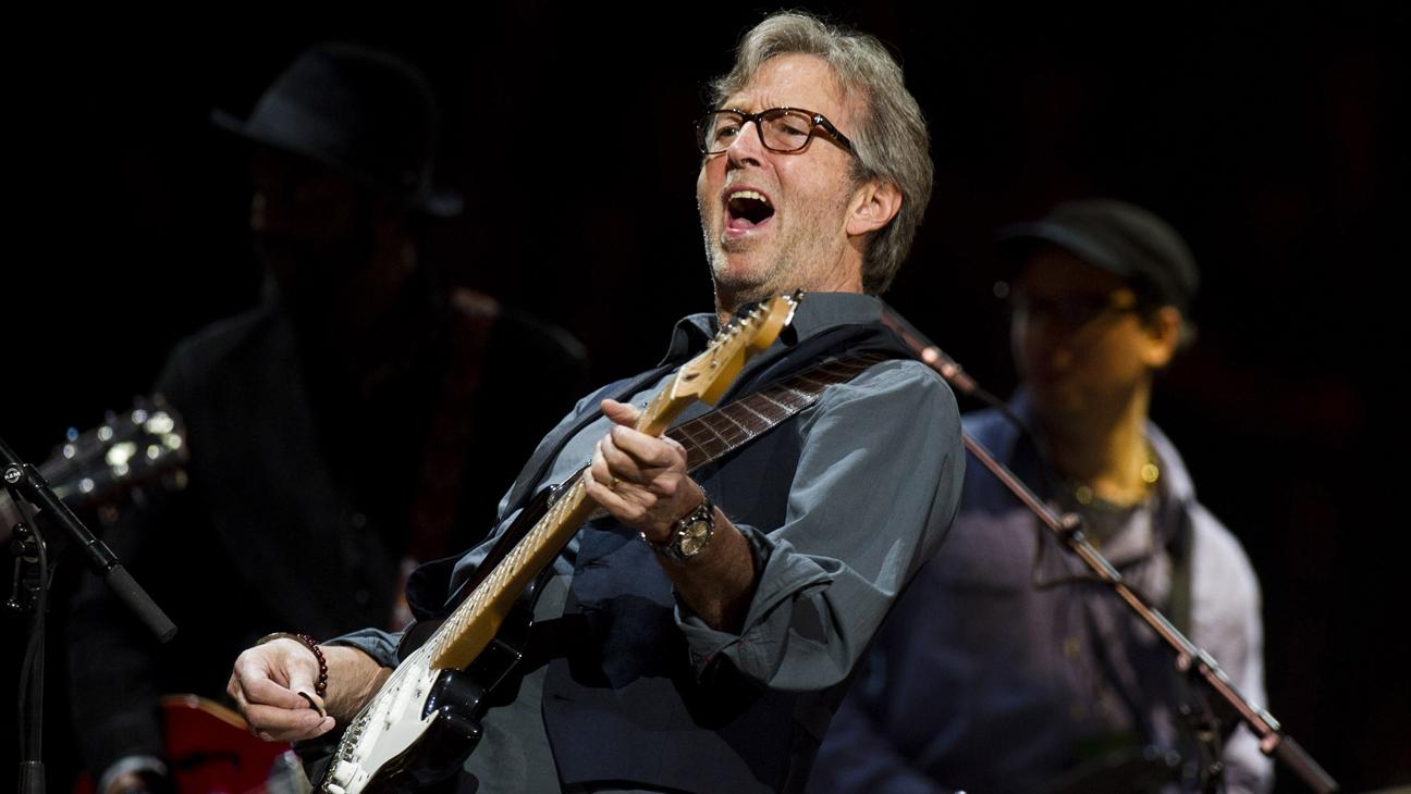 Eric Clapton H 2013
