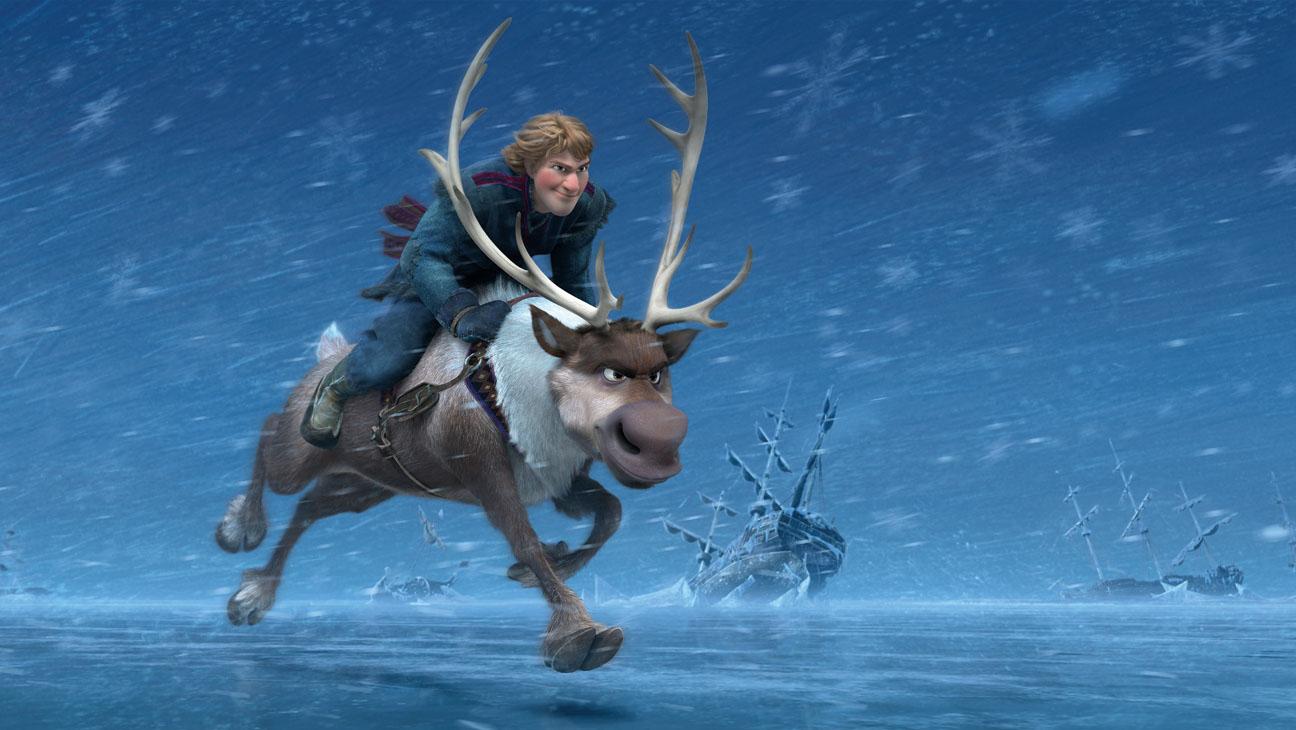Frozen Film Still - H 2014