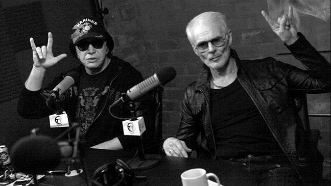 Gene Simmons on Michael des Barres show L