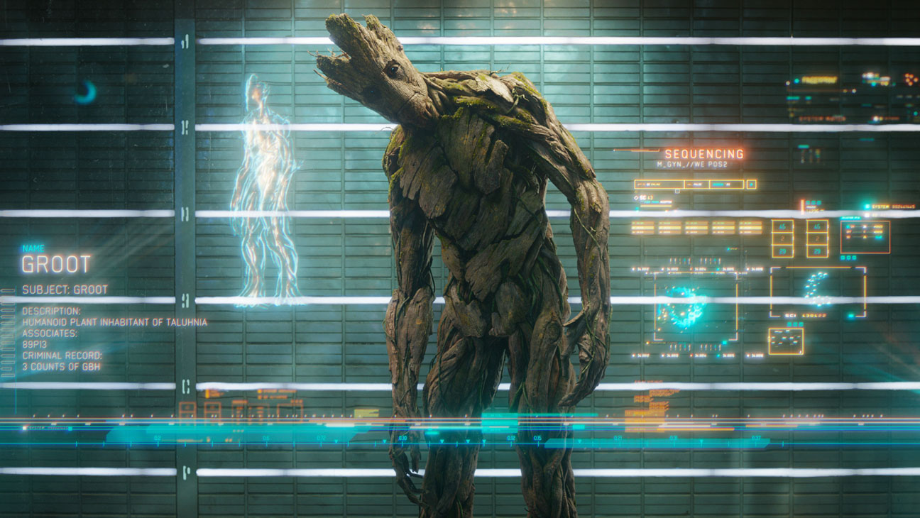 Guardians of the Galaxy Groot - H 2014