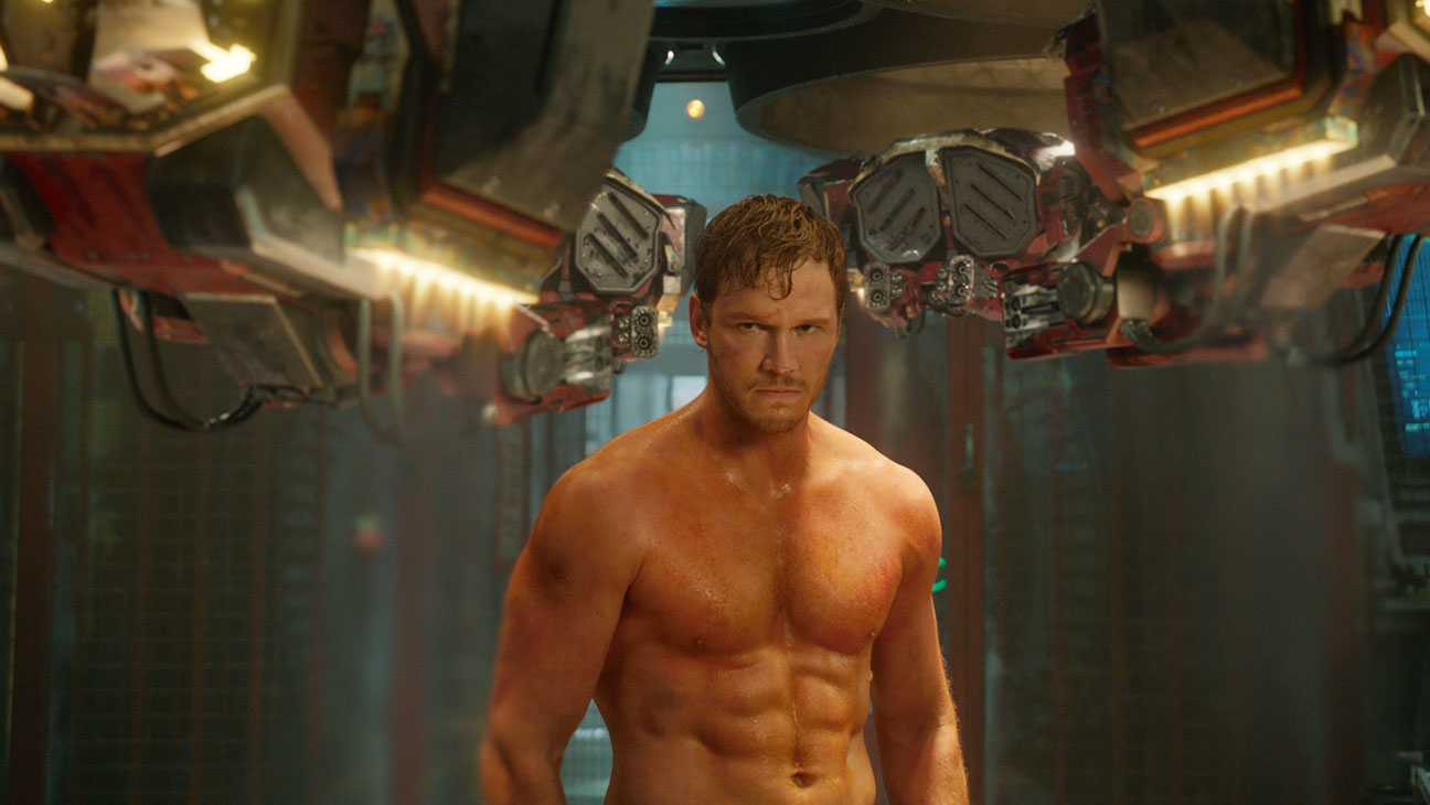 Guardians of the Galaxy Chris Pratt - H 2014