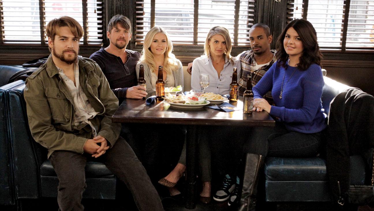 Happy Endings Cast - H 2014