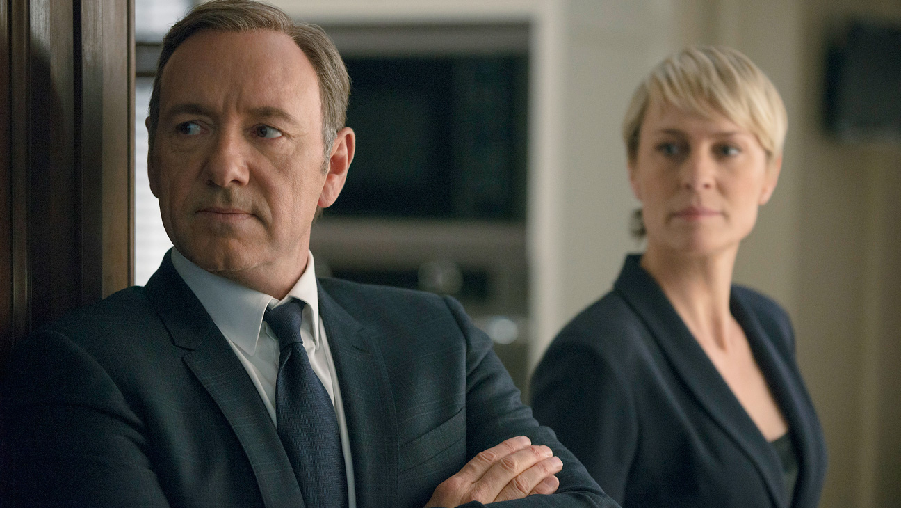 House of Cards S2 Spacey Wright Episodic - H 2014