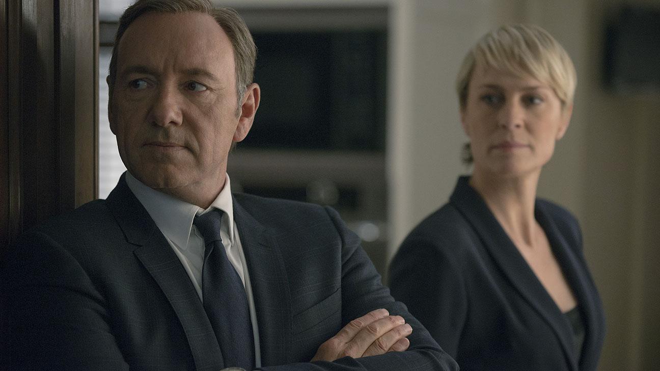 House of Cards Season 2 Production Still - H 2014
