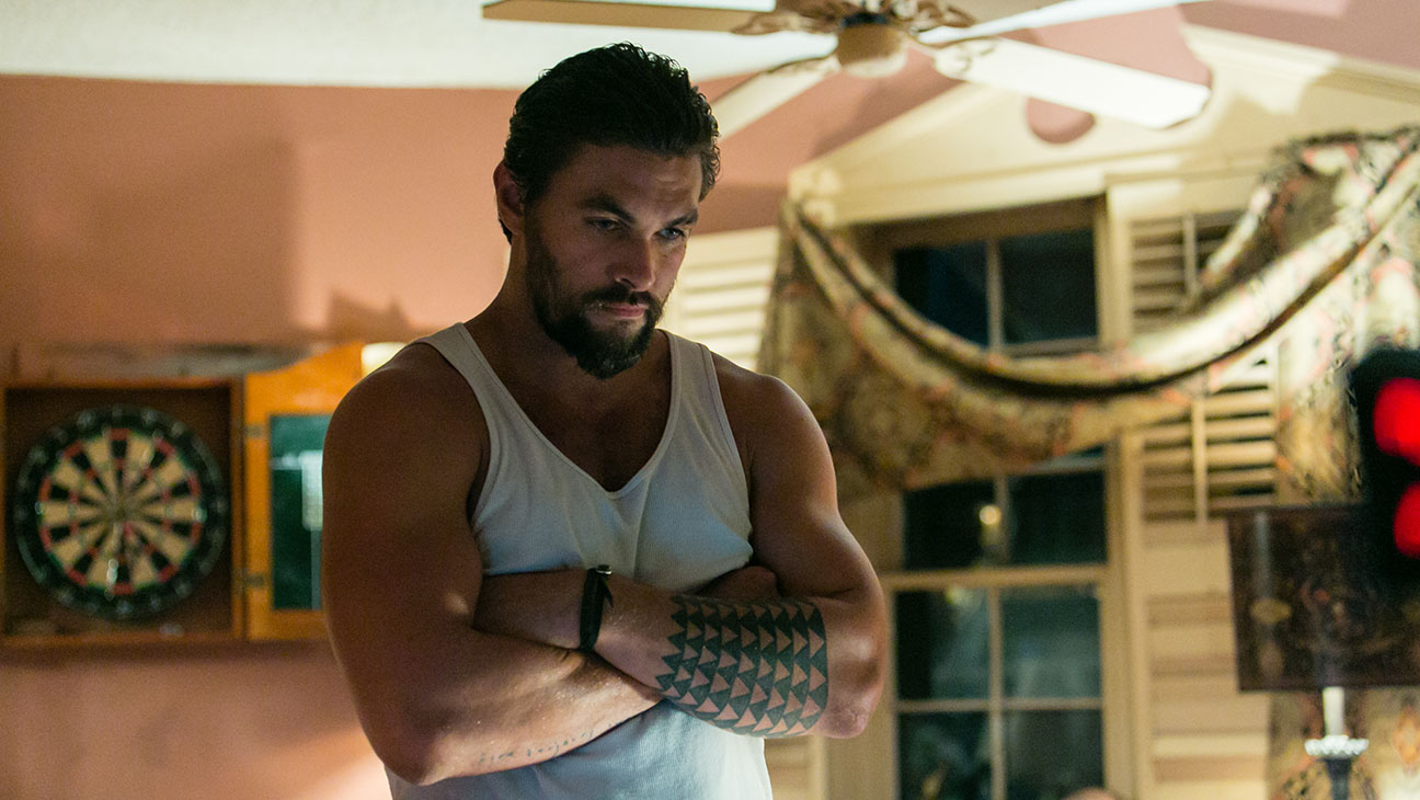 Jason Momoa in The Red Road - H 2014