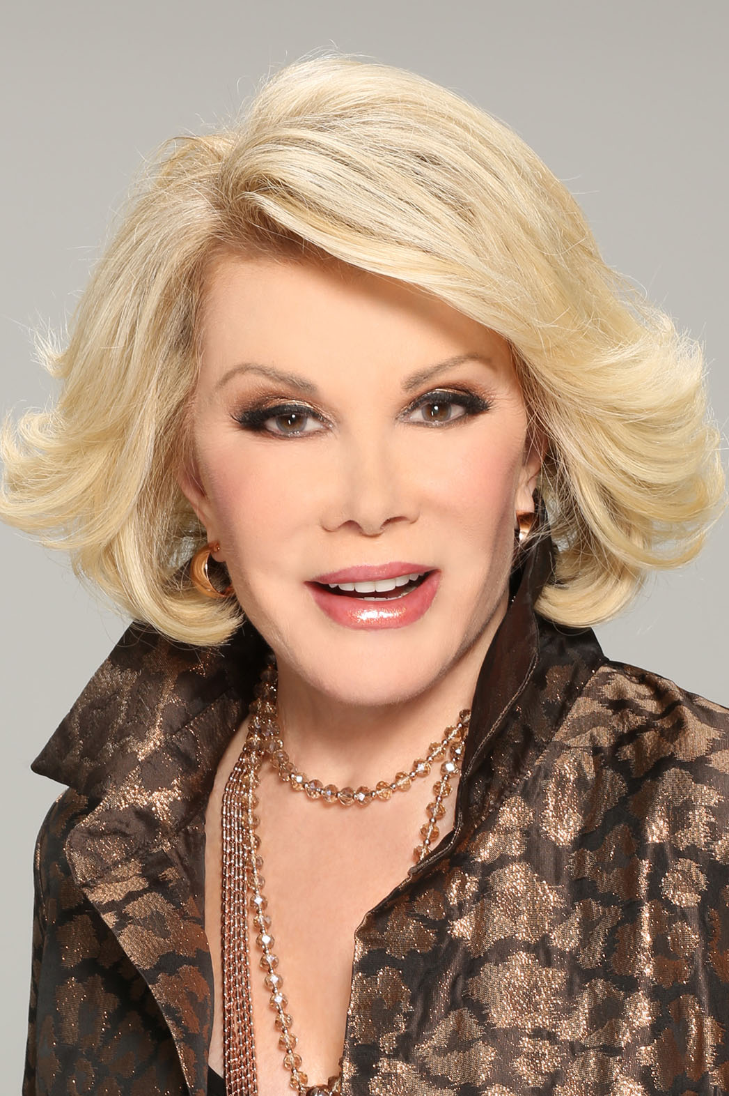 Joan Rivers Headshot - P 2014