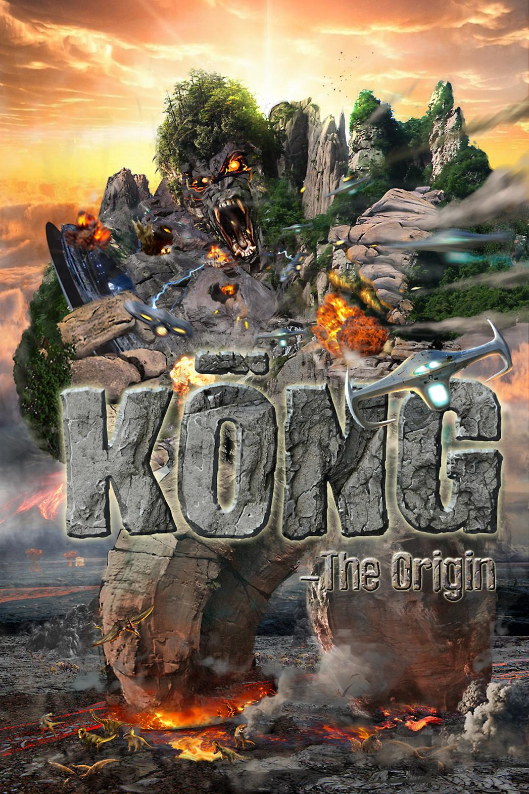 Kong Image Poster - P 2014