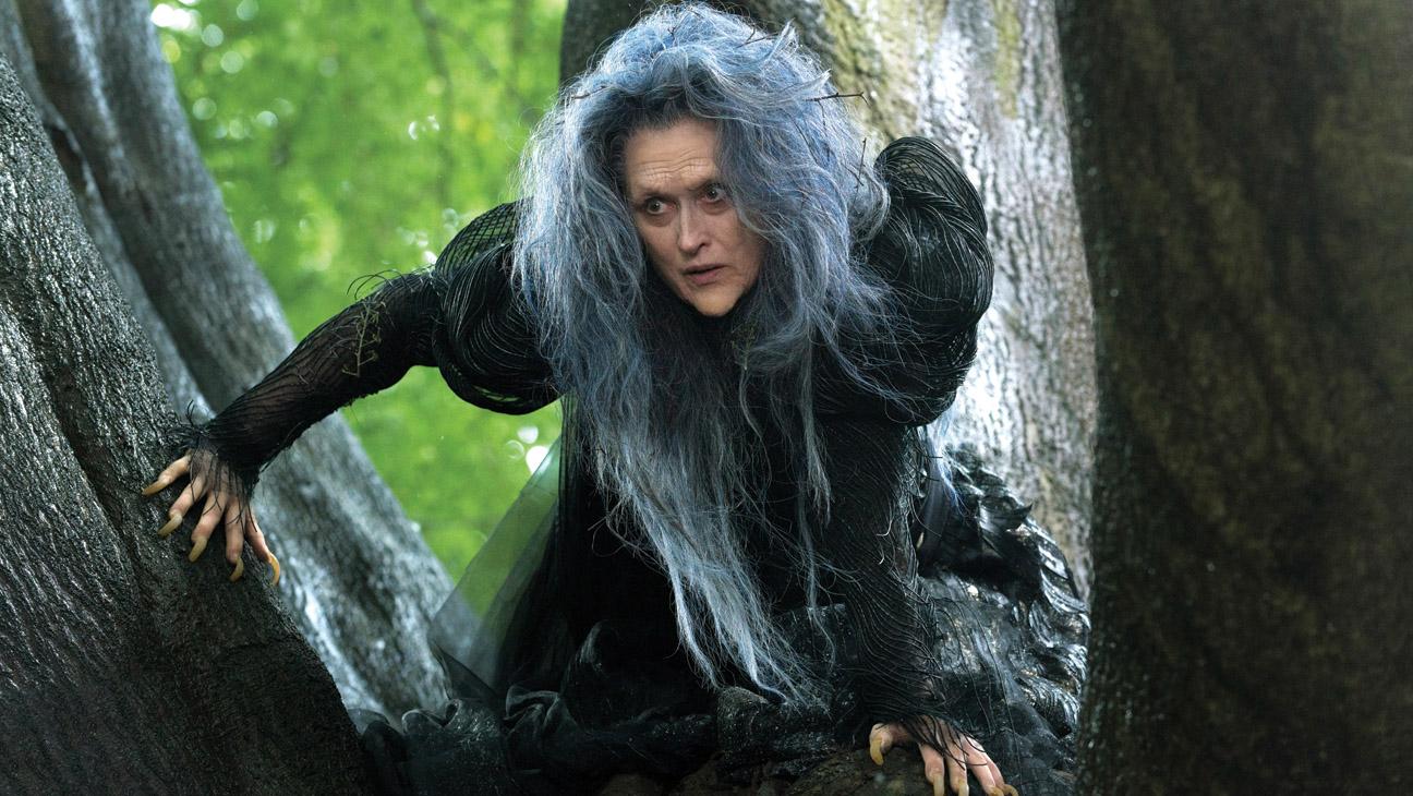 Meryl Streep Into the Woods - H 2014