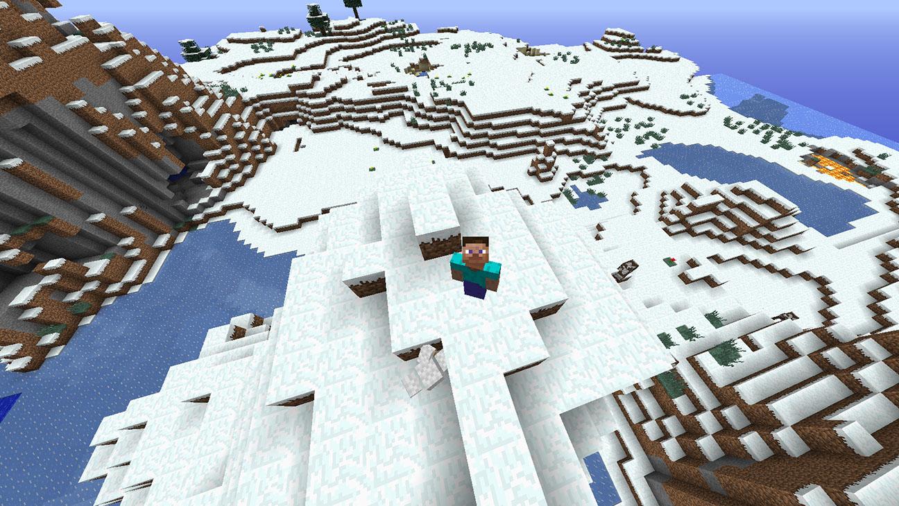 Minecraft Screengrab - H 2014