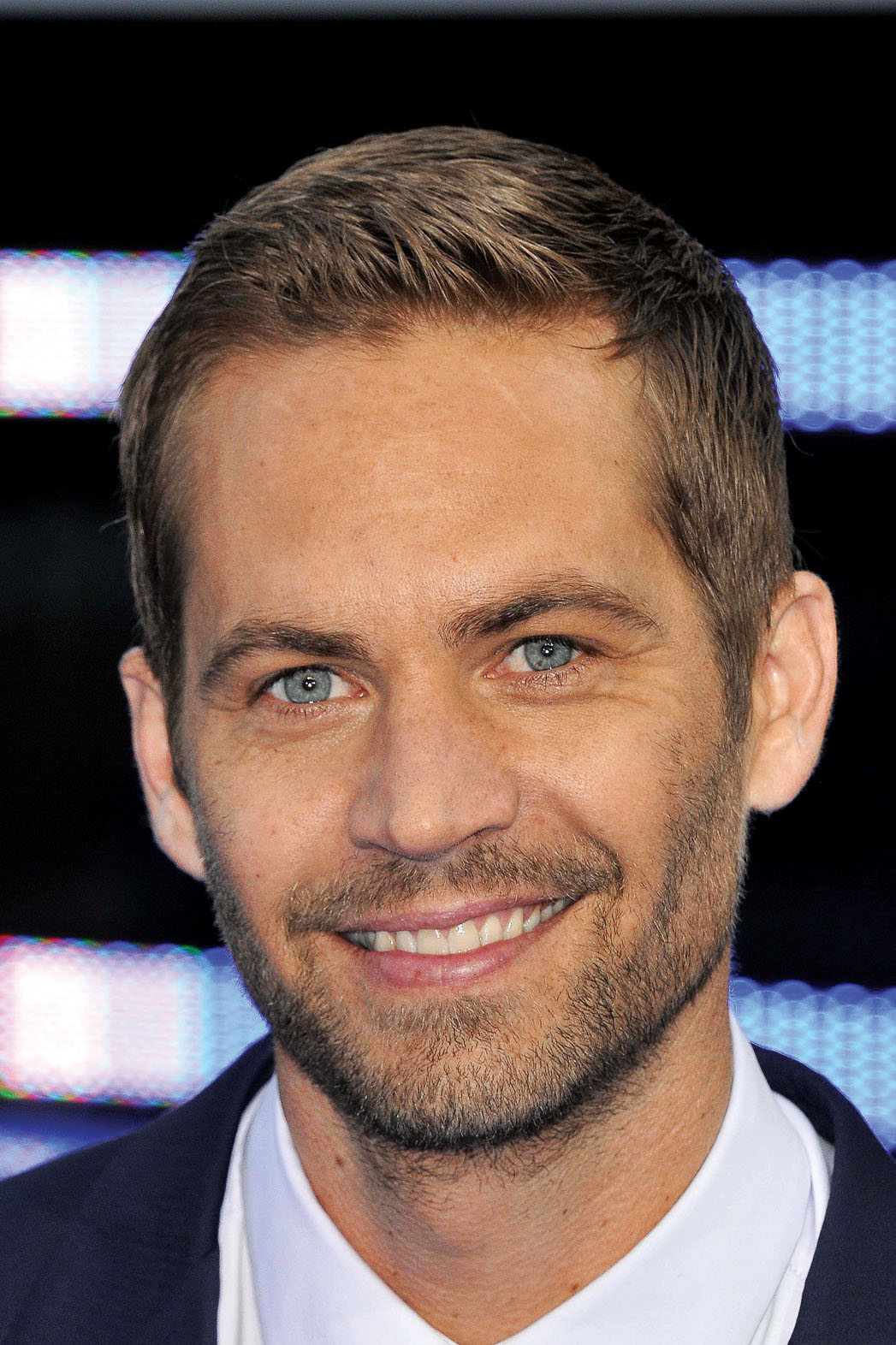 Paul Walker Headshot - P 2014