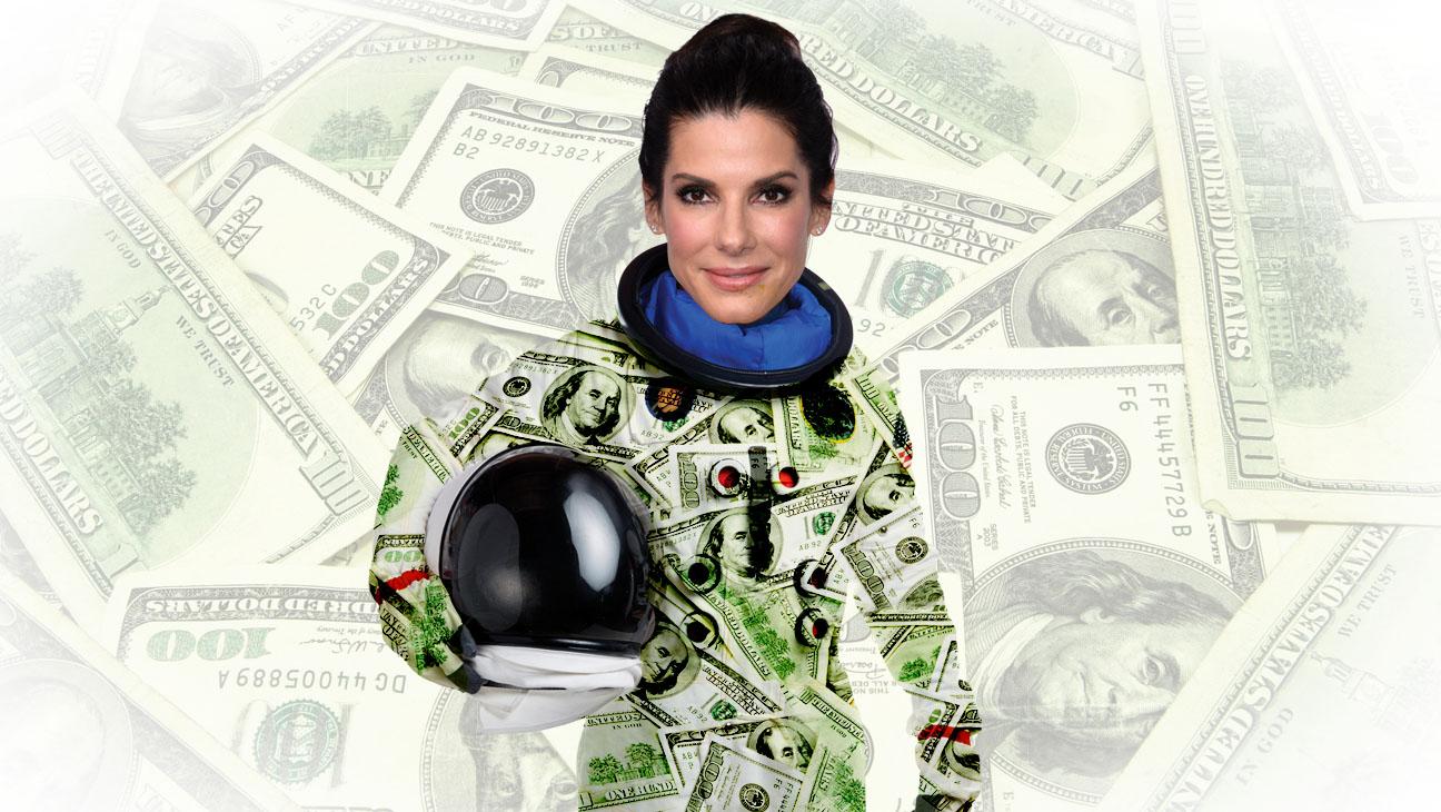 Sandra Bullock 70 Million Dollars - H 2014