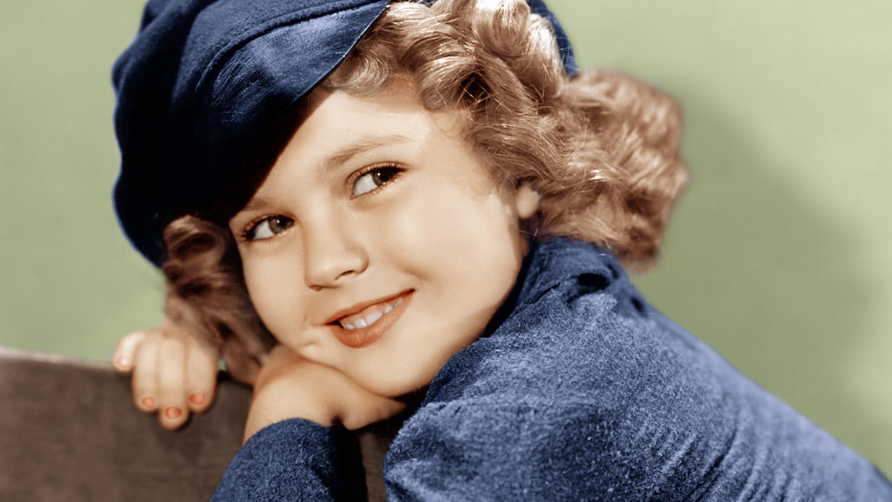 Shirley Temple 1936 - H 2014