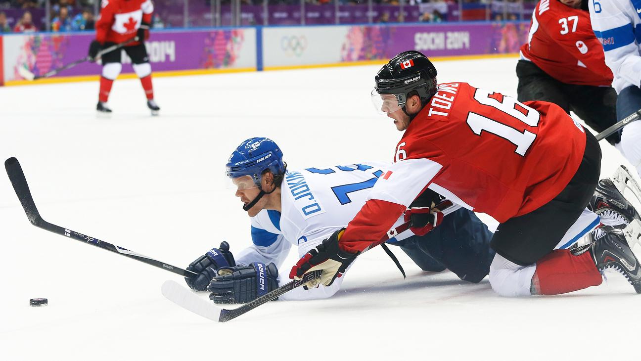Sochi Olympics Hockey - H 2014