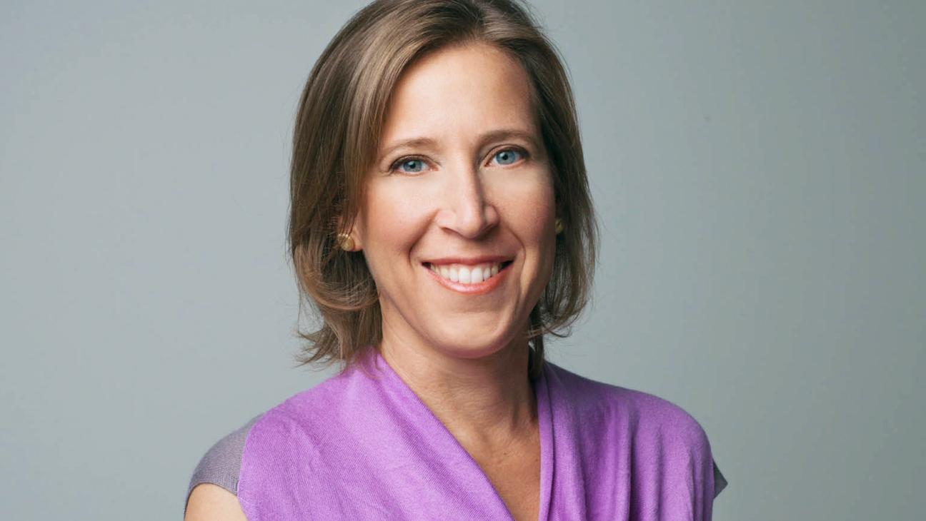 Susan Wojcicki Headshot - H 2014