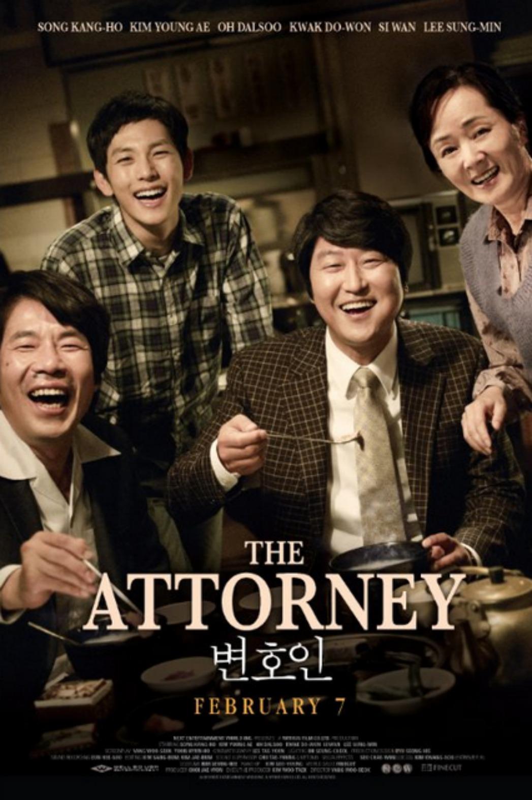 The Attorney - P - 2014