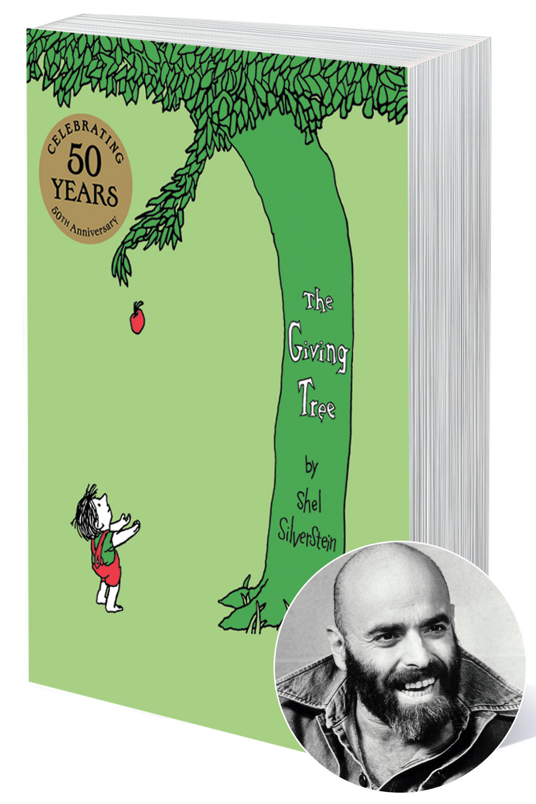 Issue 6 REP Deals The Giving Tree Silverstein Inset - P 2014