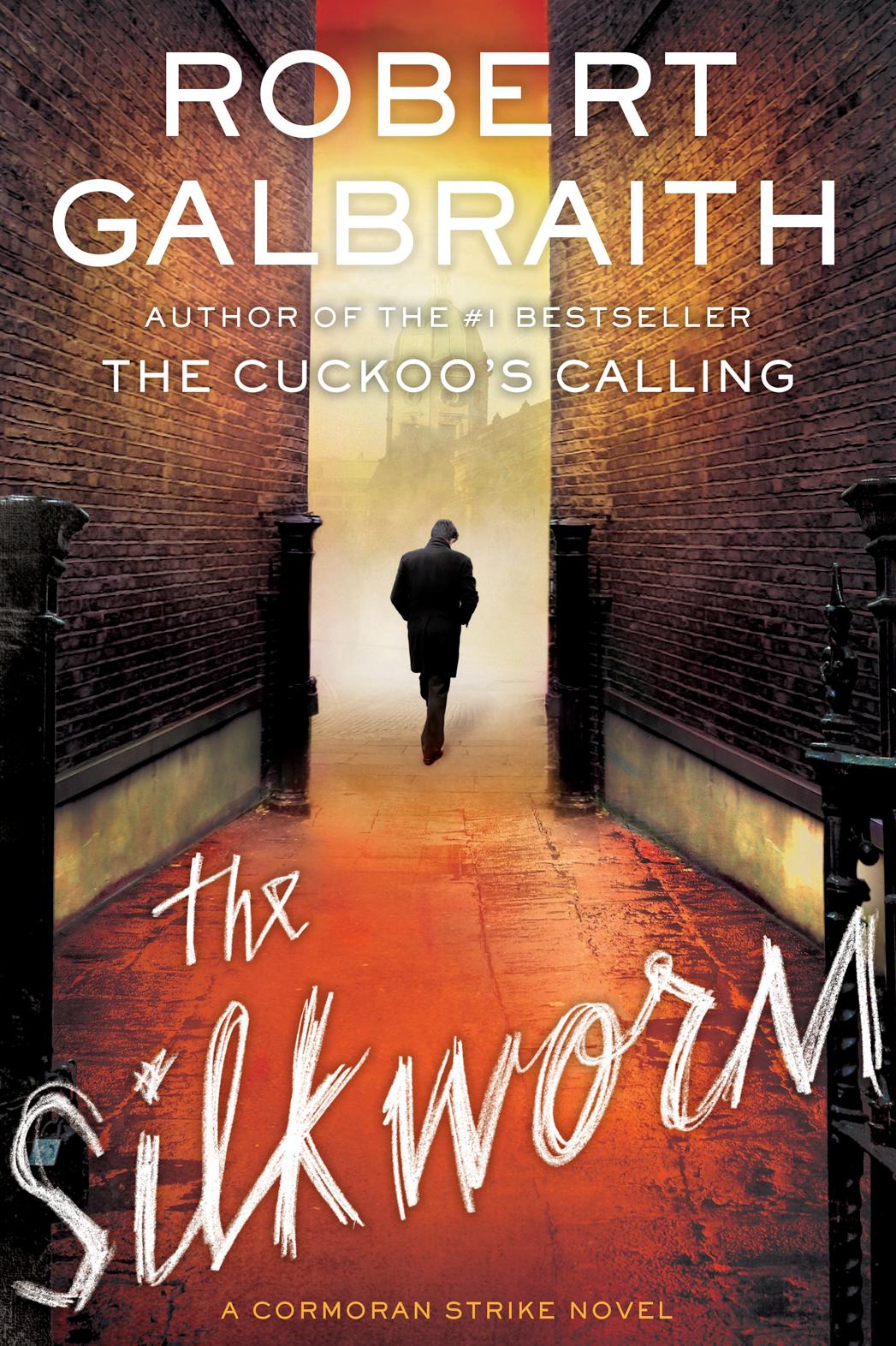 The Silkworm Book Cover - P 2014