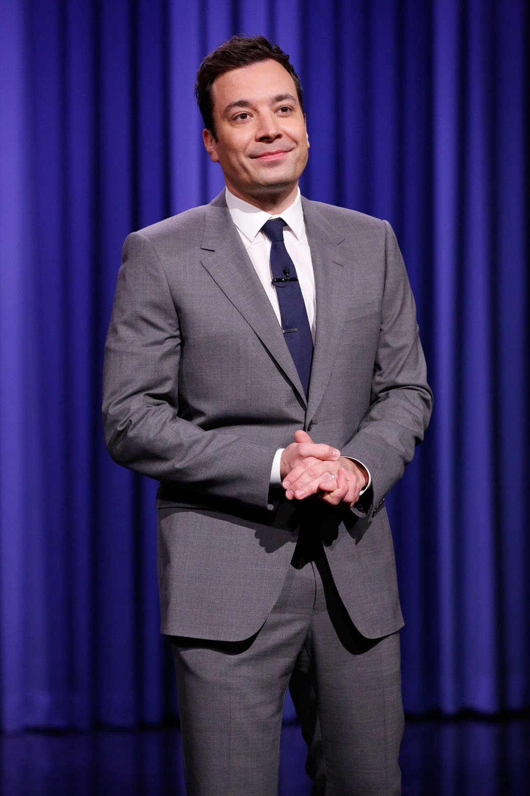 The Tonight Show with Jimmy Fallon First Monologue - P 2014