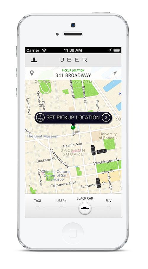 Uber -- P 2014