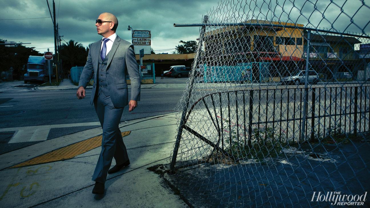 Pitbull in Little Havana