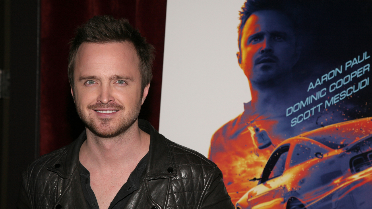Aaron Paul Need for Speed - H 2014