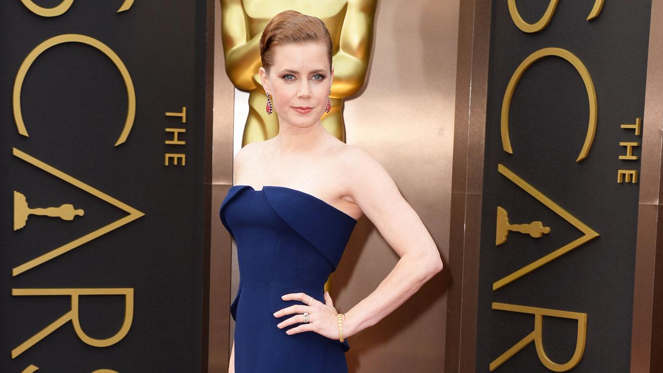 Amy Adams Oscars Arrivals - H 2014