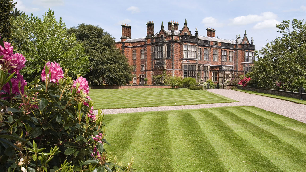 Arley Hall Exterior - H 2014