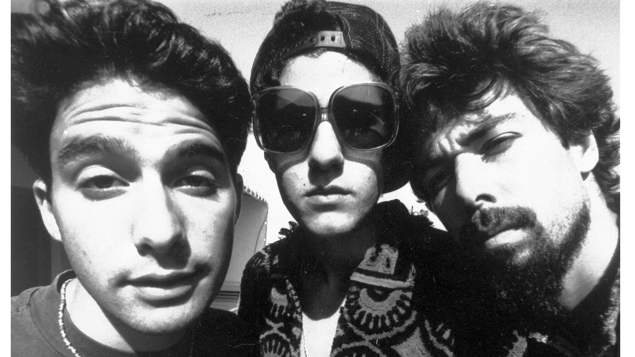 Beastie Boys publicity 1989 L
