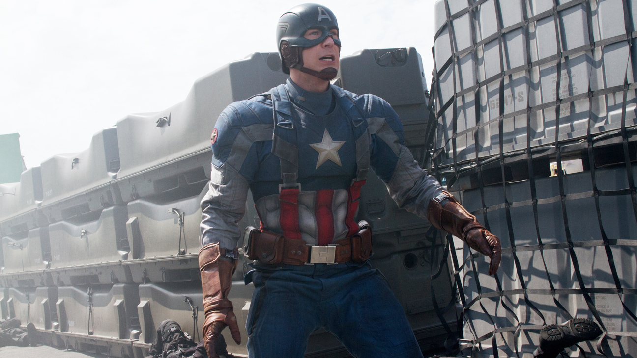 Captain America: The Winter Soldier Evans - H 2014