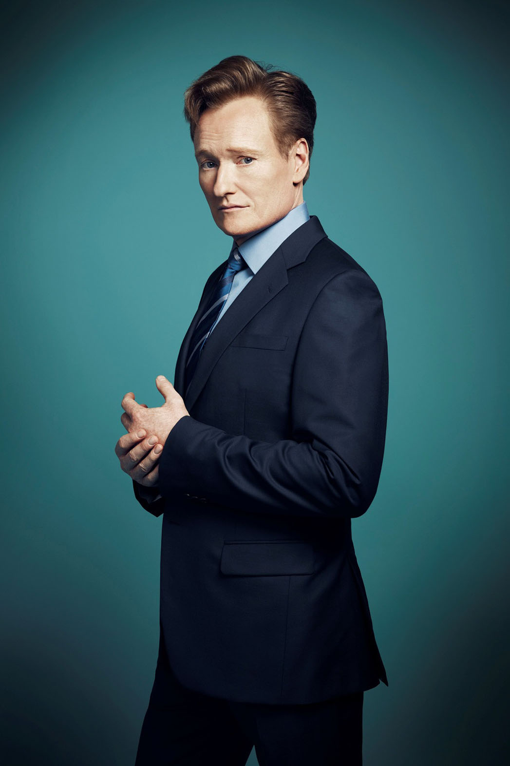 Conan O'Brien Portrait - P 2014