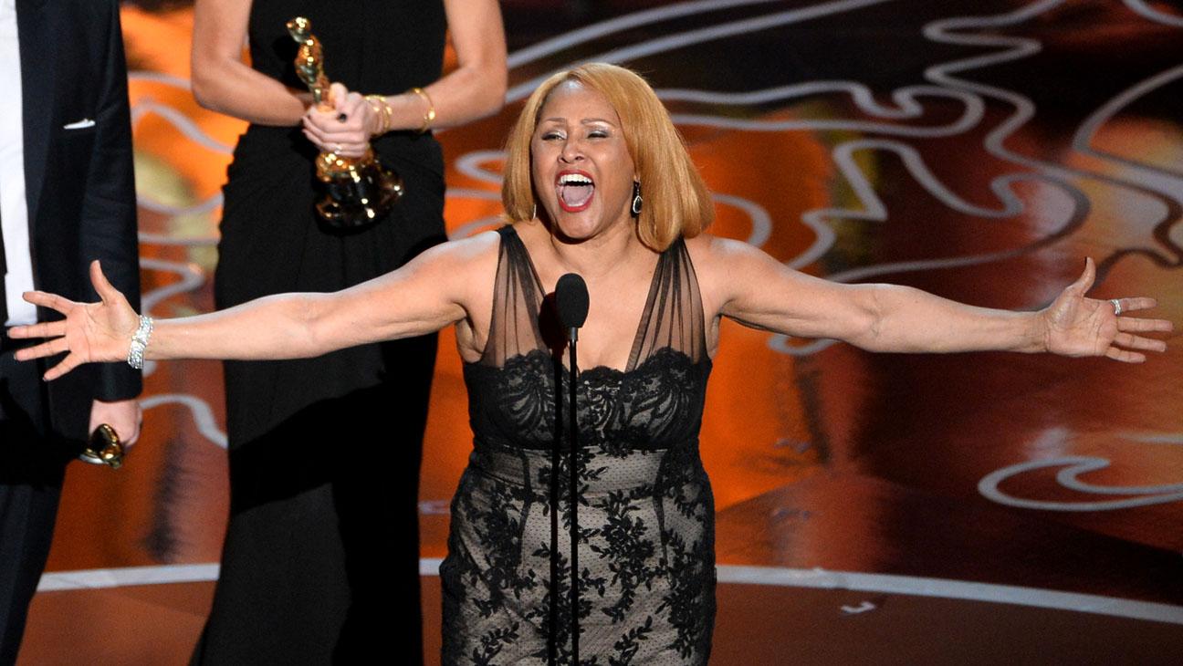 Darlene Love Singing Oscars - H 2014