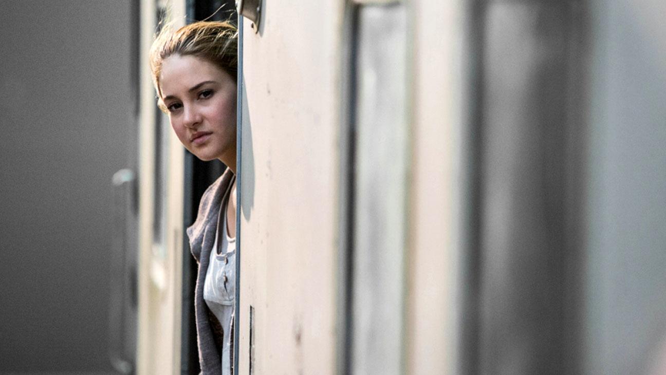 Divergent Film Still Shailene Woodley - H 2014