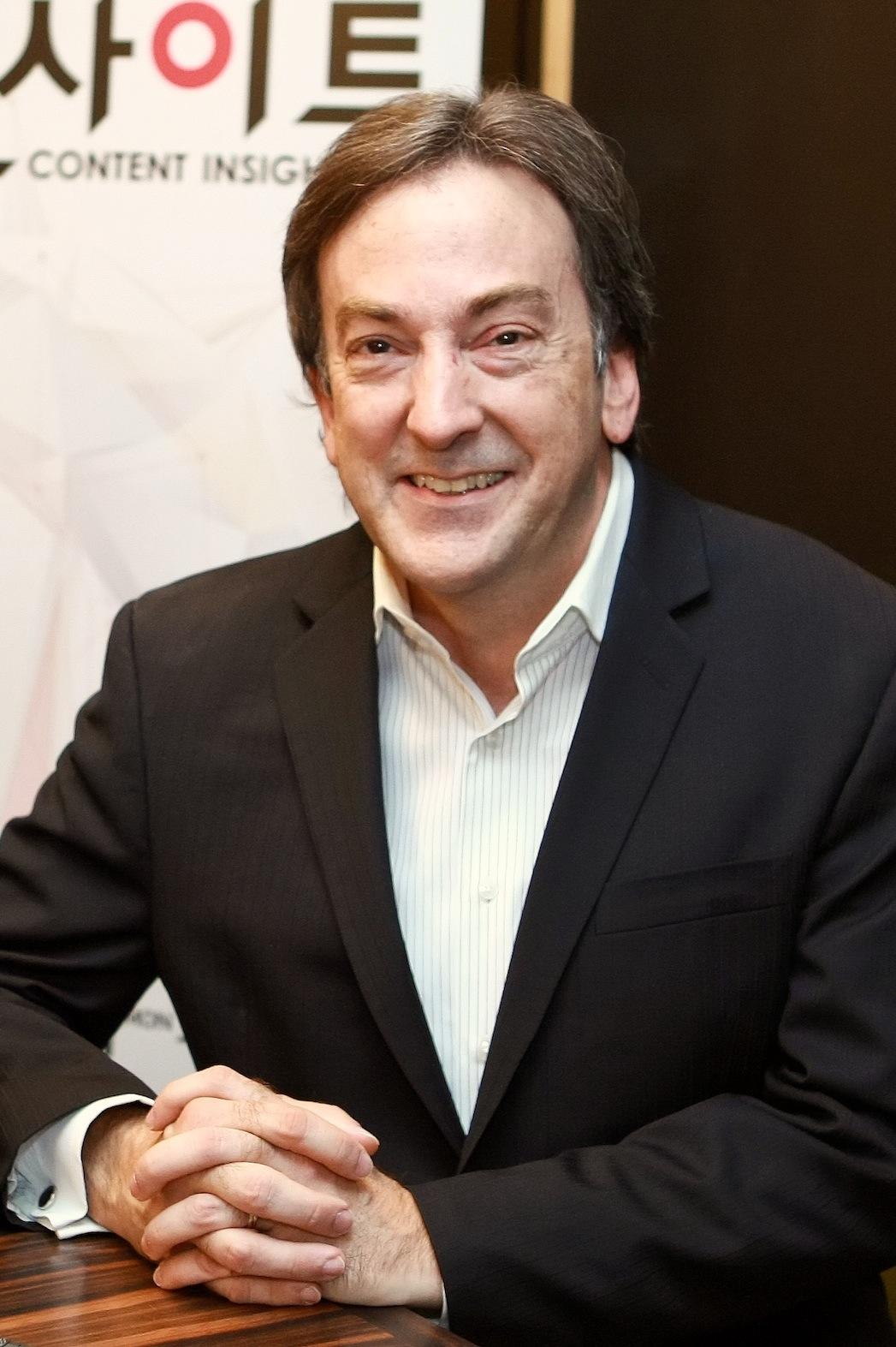 Peter Del Vecho in Korea - P 2014