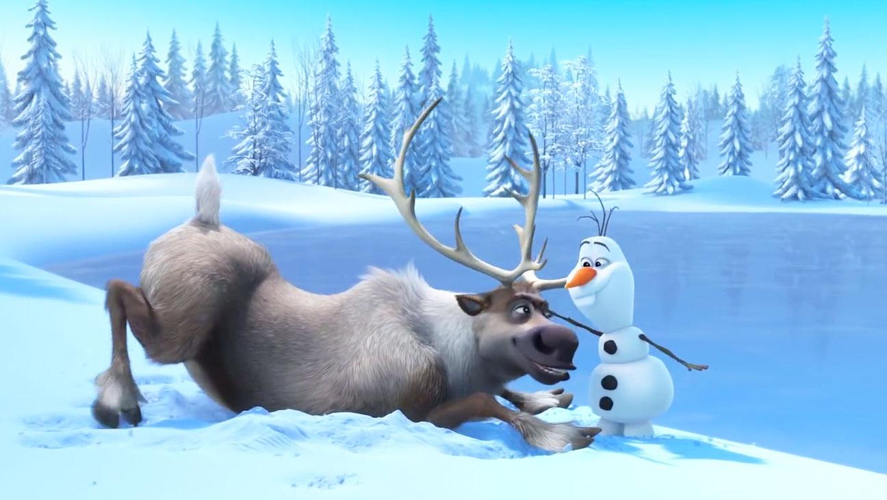 Frozen Teaser Trailer - H 2014