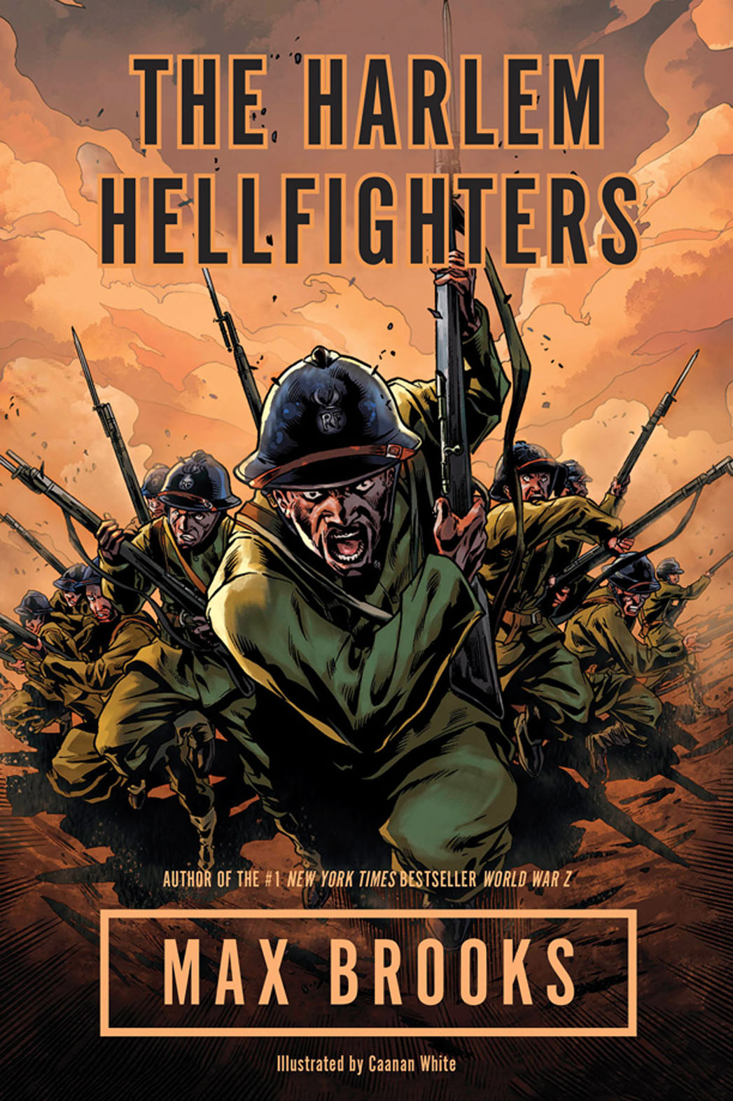 Harlem Hellfighter Book Cover - P 2014