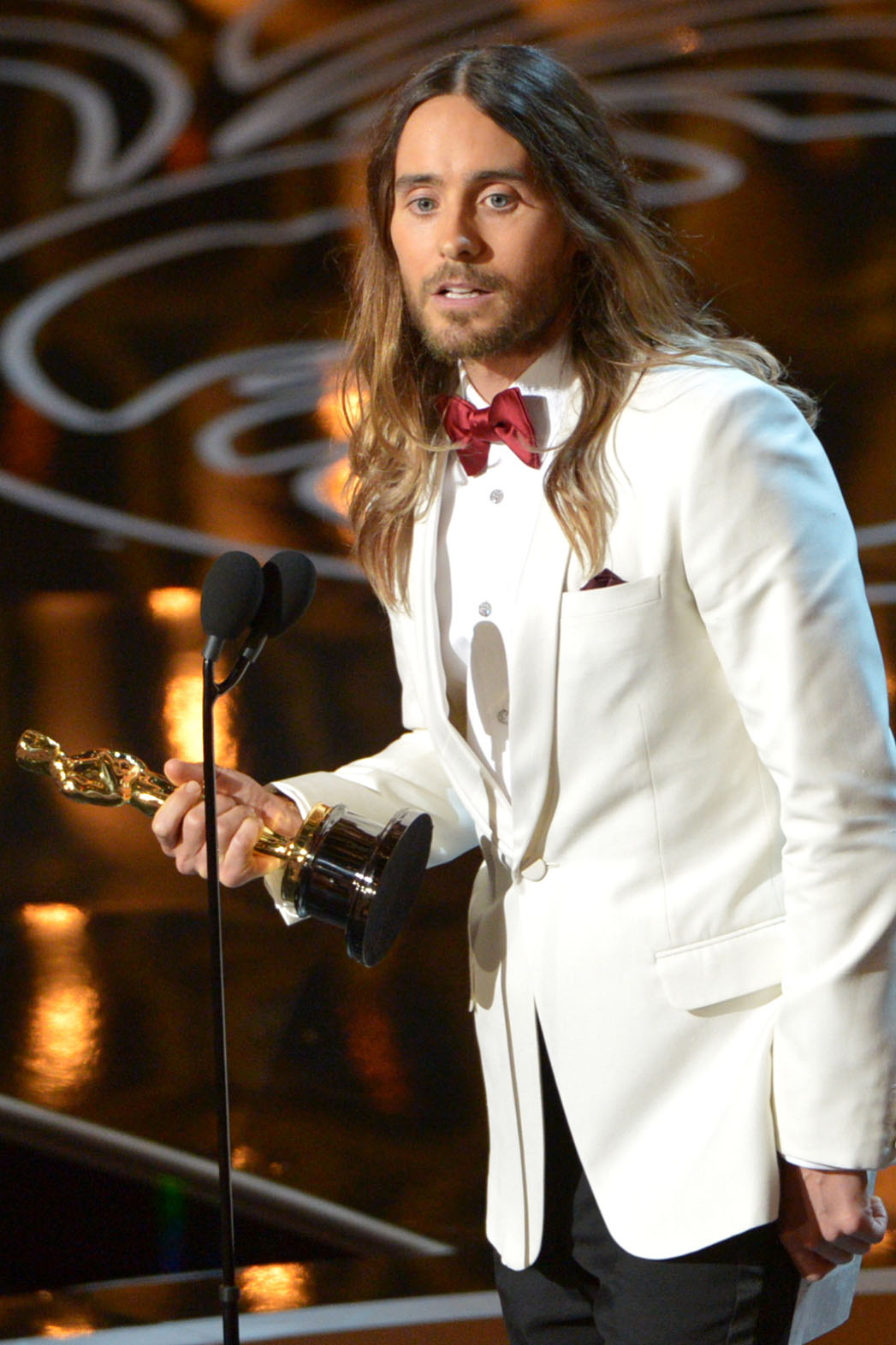 Jared Leto Onstage - P 2014