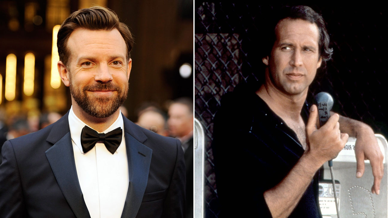 Jason Sudeikis Chevy Chase Fletch - H 2014