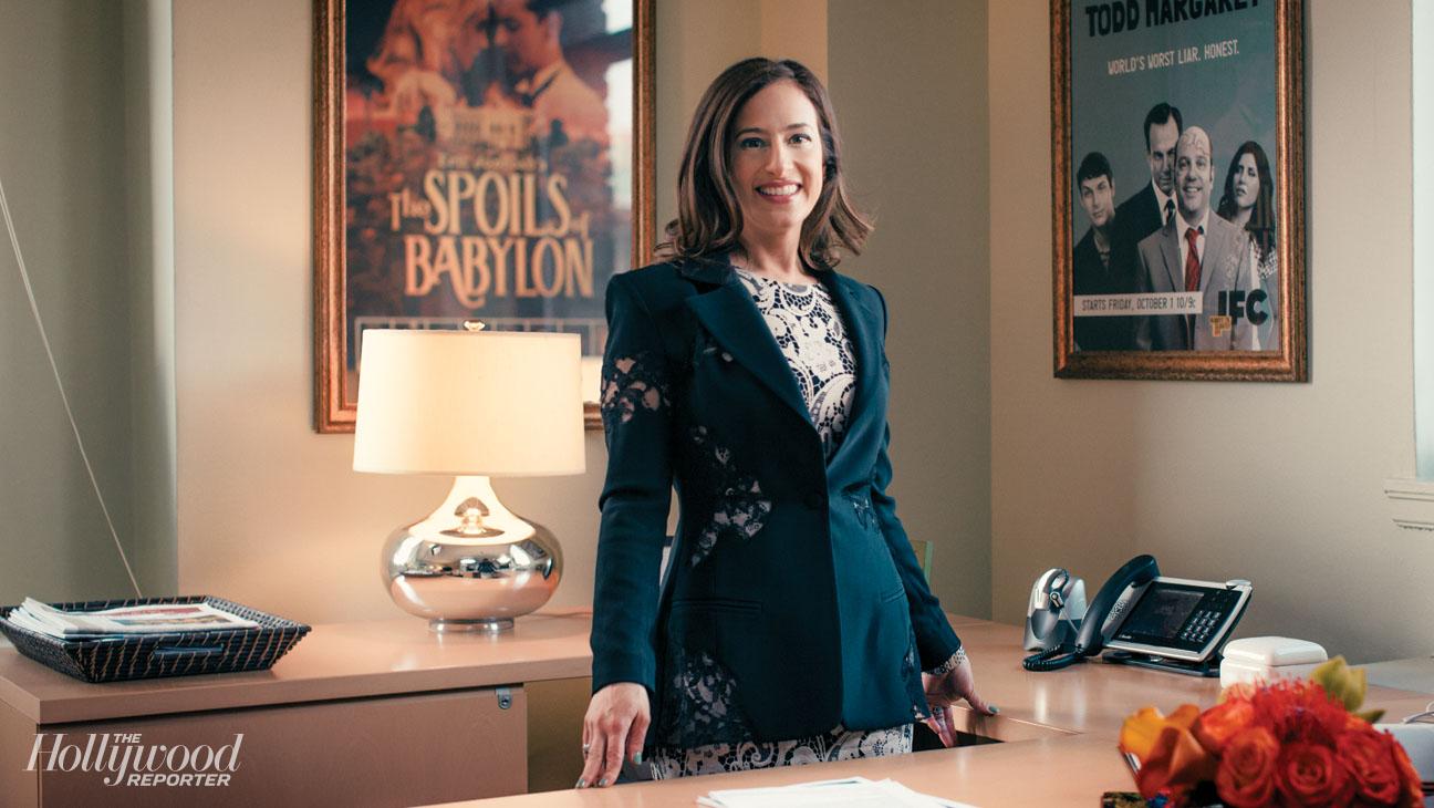 Jen Caserta Executive Suite - H 2014