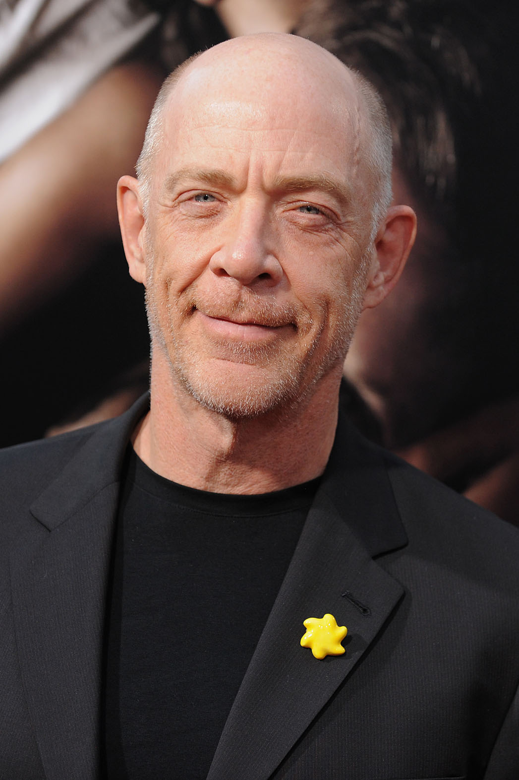 J.K. Simmons Headshot - P 2014