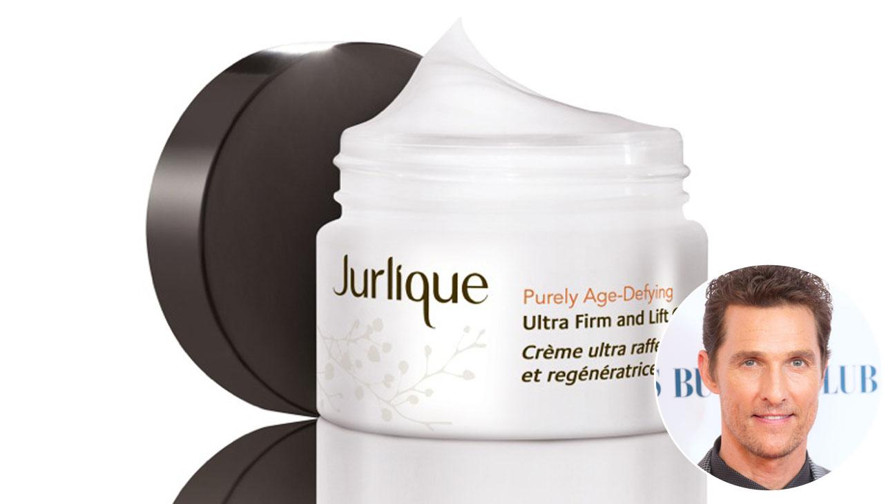 Jurlique Product Matthew McConaughey Inset - H 2014