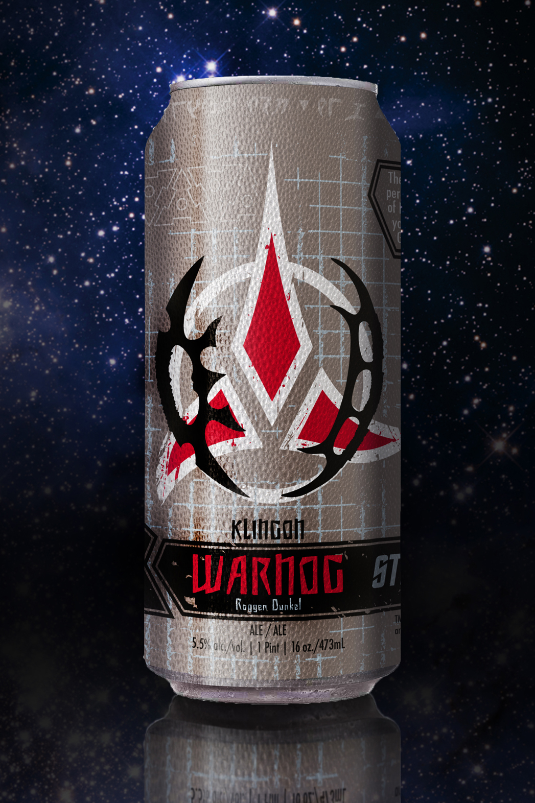 Klingon Warnog - P 2014
