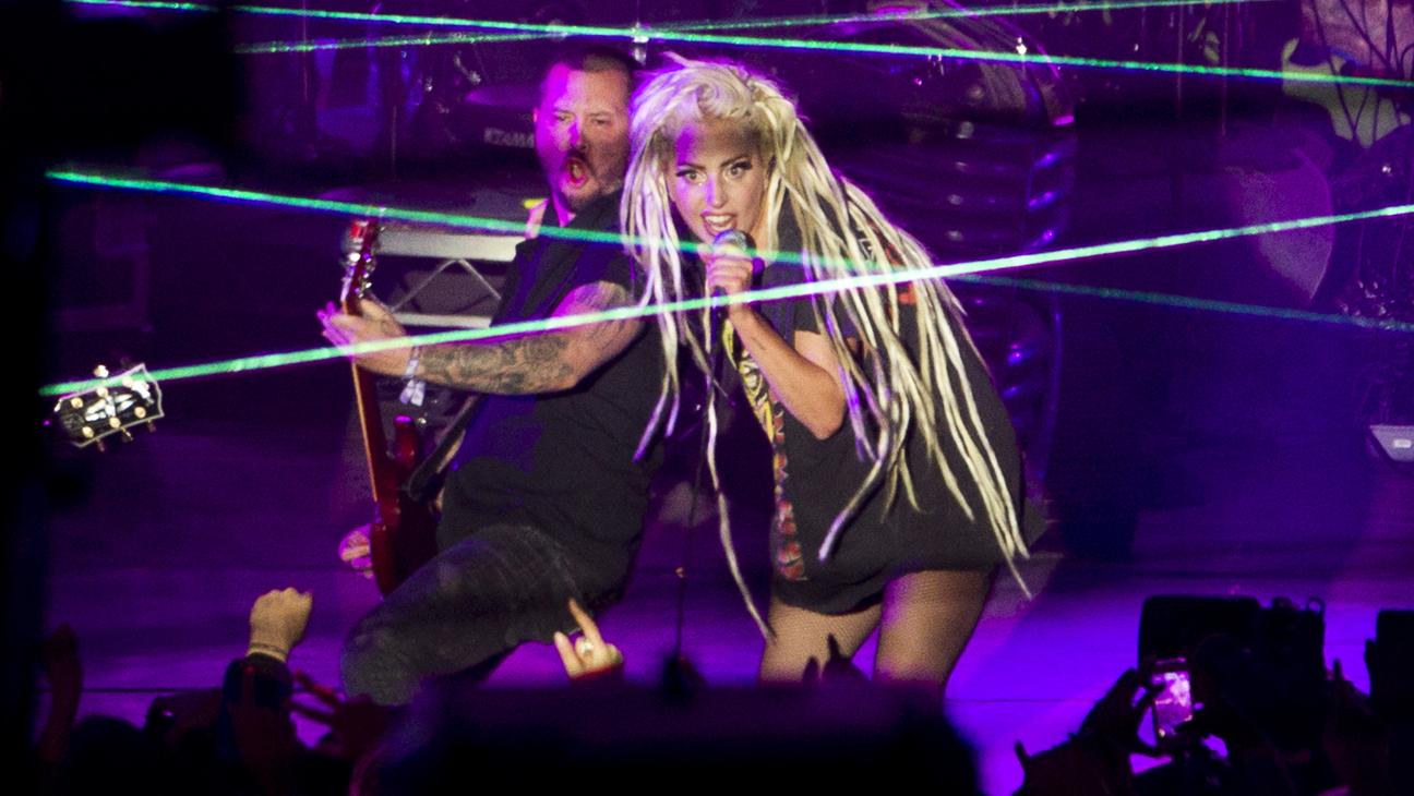 Lady Gaga SXSW Performance - H 2014