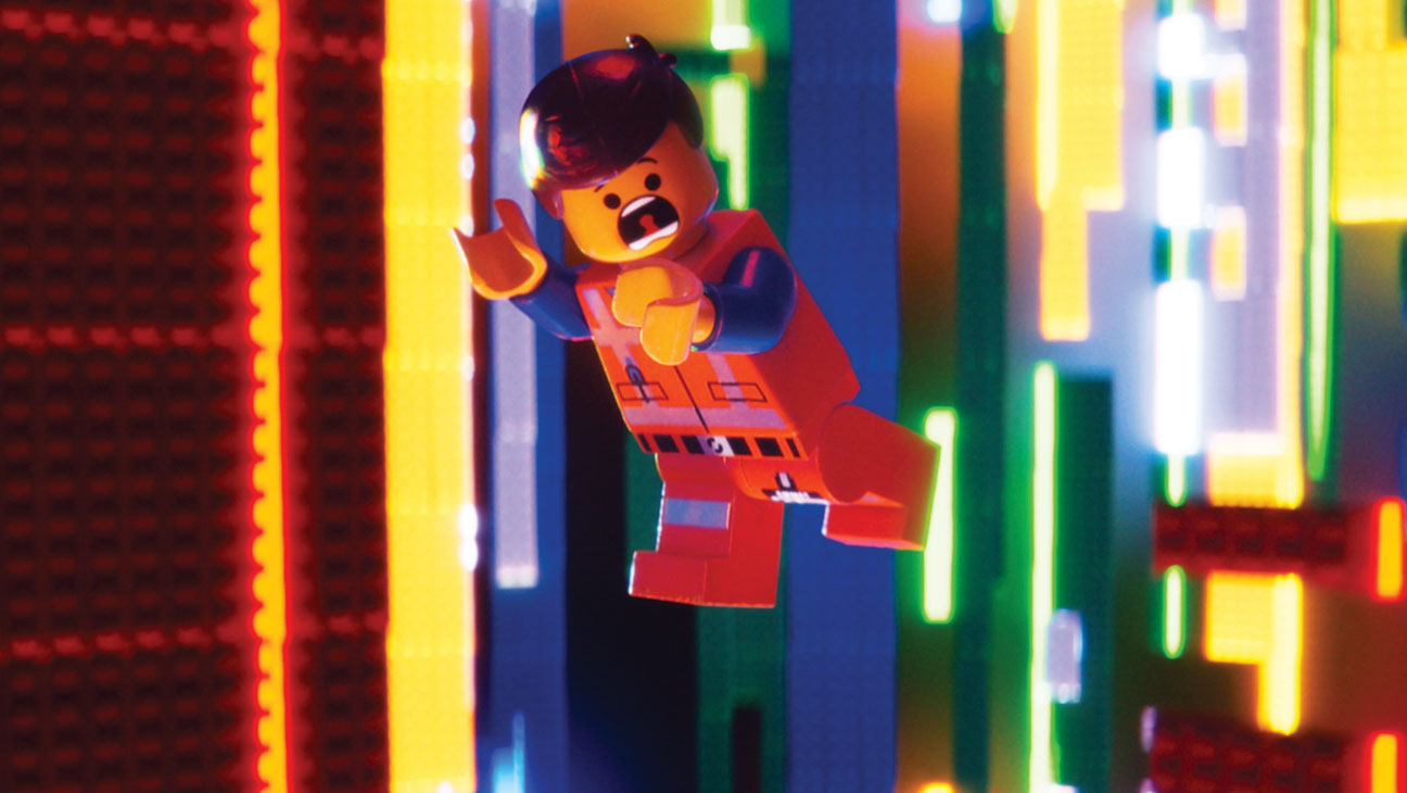 Lego Movie Dropped Sequel - H 2014