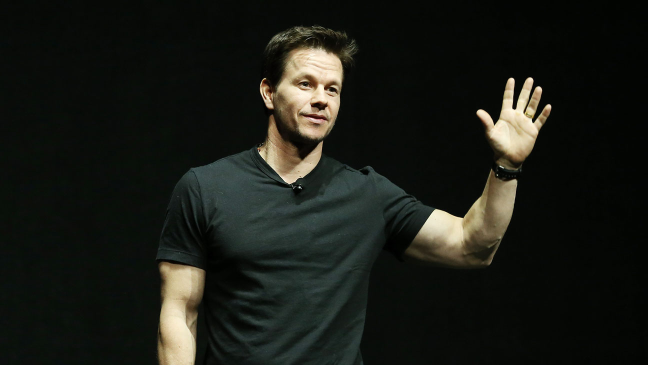 Mark Wahlberg CinemaCon Paramount - H 2014
