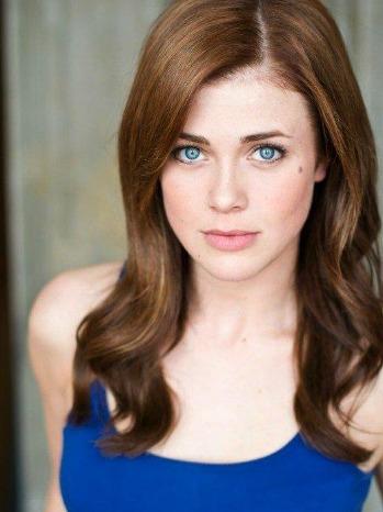 Melissa Roxburgh - P 2014